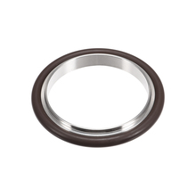 Centering-Ring Vacuum-Fittings KF-16 66mm-X-50mm Uxcell Flange Fluororubber ISO-KF