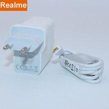 Realme – chargeur électrique 6 pro, 30w, Super Charge 5v 6a, câble Micro USB, Charge rapide, pour Realme X50 pro X X2 X3, Original