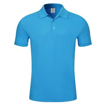 Koszulka Polo męskie koszulki Polo Para Hombre mężczyźni odzież 2019 koszulka Polo s dorywczo letnia koszula bawełniana solidna koszulka Polo tanie i dobre opinie Krótki Na co dzień Szeroki zwężone COTTON Szybkie suche Stałe None