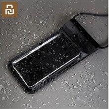 Youpin Guildford su geçirmez çanta dalış Rafting mühürlü kılıfı cep telefonu çantası kuru kayış ile su geçirmez membran çantası H30