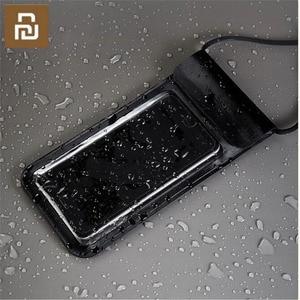 Image 1 - Youpin Guildford водонепроницаемая сумка для дайвинга, рафтинг, запечатанный чехол, сумка для мобильного телефона, сухая с ремешком, водонепроницаемый мембранный чехол, сумка H30