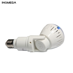 Image 3 - INQMEGA 1080P 360 תואר HD פנורמי Wifi IP מצלמה אבטחת בית וידאו VR מצלמה V380 אלחוטי WiFi kamera מקורה