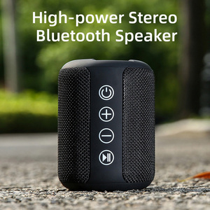 Image 3 - Alto falantes sem fio ipx6 à prova dwireless água som subwoofer soundbar alto falante bluetooth som baixo para ao ar livre sem fio portátil