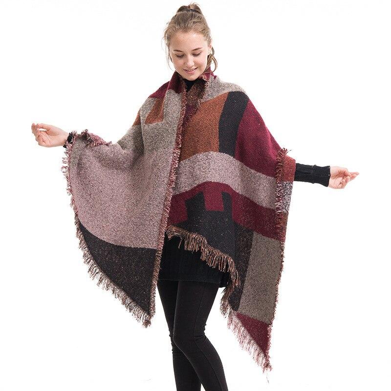 Wool Pashmina Pashmina for Women Shawl for Women Wool Blanket Scarf Wool Poncho Wool Shawl Poncho