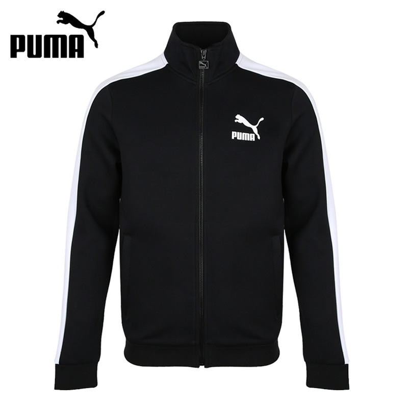 Original New Arrival PUMA Archive T7 Track Jacket Men's  jacket  Sportswear