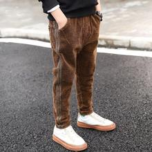 Trousers Casual-Pants Kids Clothes Warm Baby-Boy Boys Winter Children's New-Fashion 2-12t-Years