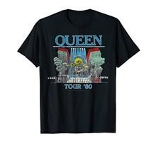 Футболка Queen Official Tour 80