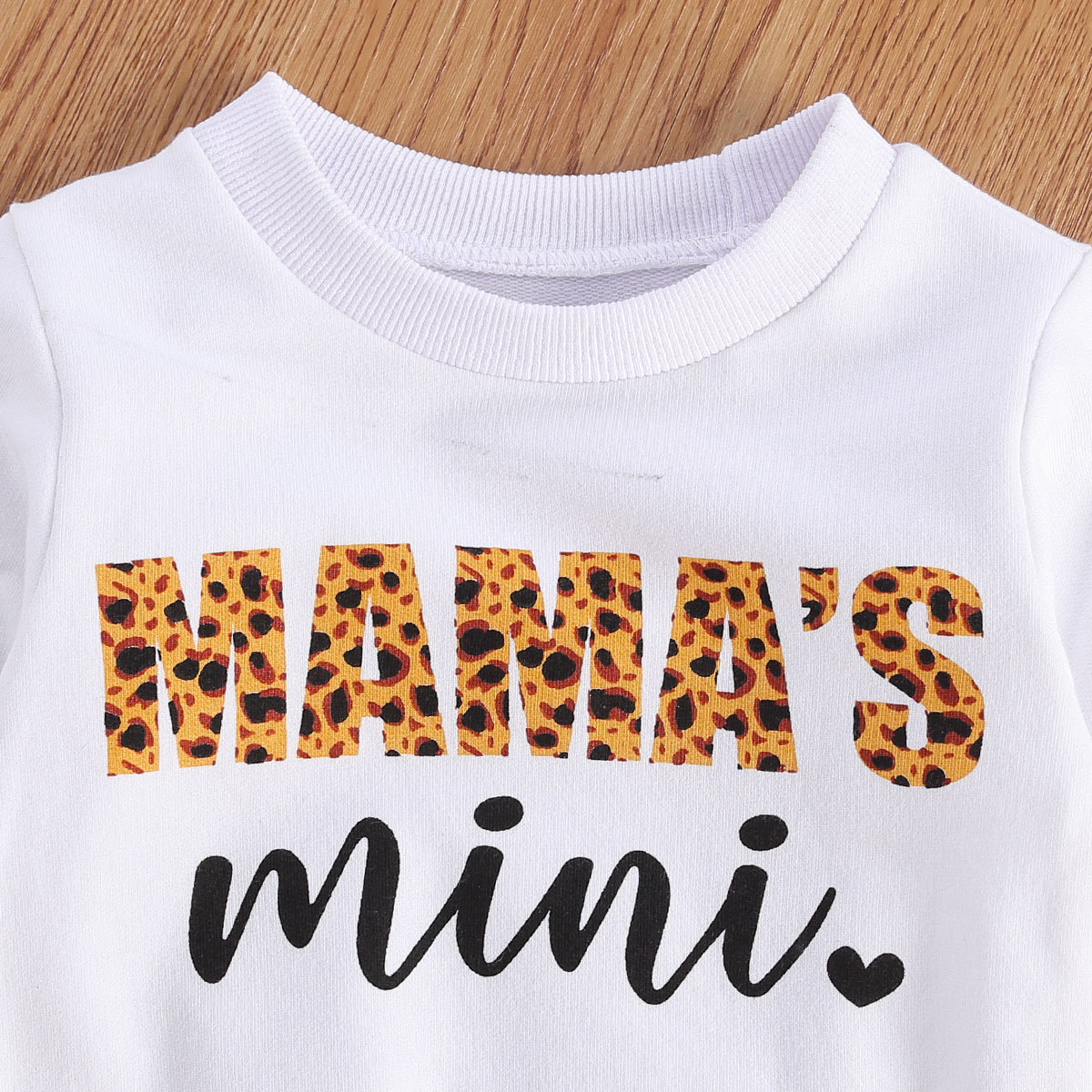 2020 Toddler Baby Girls Boys Autumn Clothes Letter Print Round Collar Long Sleeve Pullover Top Sweatshirt Outfits 0-3T Clothing 3