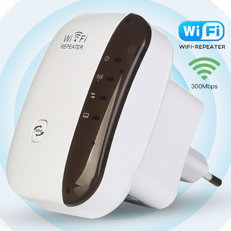 Wireless WiFi Repeater WiFi Extender Home WiFi Booster Wi Fi Amplifier Signal Long Range Wi-Fi Repeater Access Point Repiter
