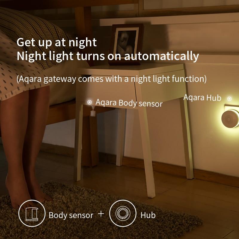 Clearance SaleHuman-Body-Sensor Aqara Body-Movement Wifi Mi PIR Bulk-Sale Smart Home-App Wireless
