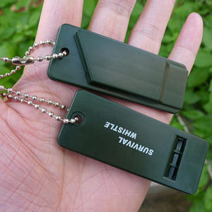 Survival-Whistle Plastic Outdoor Camping 1pcs for Hiking Children Travel-Kits Super-Loud