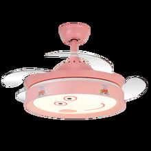 Подвесной вентилятор для комнаты принцессы 42 дюйма Современный