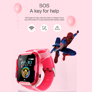 Image 5 - LIGE 4G Childrens Smart Watch GPS Positioning Tracker wifi Connection Video Call SOS one button help baby Smart Watch Boy girl