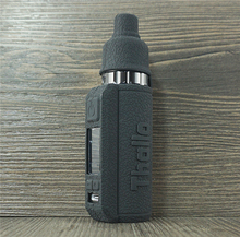 Silicone Case for SMOK Thallo Kit Box Mod 80W Vape is Texture Cover Skin Rubber Sleeve Mod Shield leather Wrap