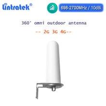Antenne extérieure omnidirectionnelle 2G/GSM/3G/4G LTE, 360 °, capture le signal dans plusieurs directions, pour téléphone portable, booster de signal