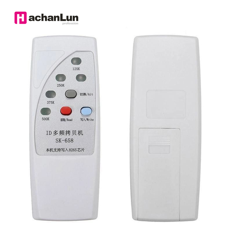 Handheld EM4305 T5577 Rfid Writer Copier Duplicator Programmer 125khz 250khz 375khz 500KHz ID Tag Card Keyfobs Reader