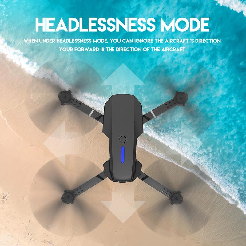cheapest E525 Mini Drone 4K Altitude Hold Foldable RC Quadcopter Remote Control Drone With 4K 1080P Single Dual Camera For Kids  amp  Adults