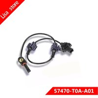 57455 T0A A01 57450 T0A A01 57475 T0A A01 57470 T0A A01 Ein Satz Sensor rad geschwindigkeit FÜR Honda CR V (2012 ) Gebaut In Japan-in ABS-Sensor aus Kraftfahrzeuge und Motorräder bei