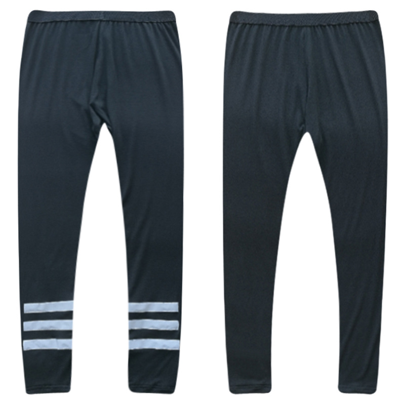2018 Spring And Autumn New Products Men Casual Tight Cool Leggings Teenager With Elastic-Slim-Fit Pants Popular Brand