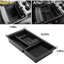 Center Console Organizer Armrest Storage Box for GMC Yukon 2015 2016 2017 2018 GMC Sierra 1500 Chevy Tahoe Chevy Suburban GMC