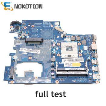 NOKOTION PIWG4 LA-6758P Main board For Lenovo Ideapad G770 laptop motherboard HM65 UMA HD DDR3 full test