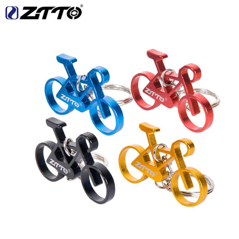 ZTTO Electric Bicycle Accessories Parts MTB Road Bike MINI Ebike Keychain