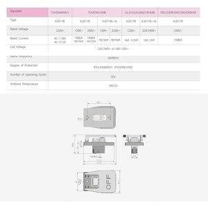 Image 5 - Interruptor de botão de pressão eletromagnético paddle switchvoltage proteção serras de mesa atacado dropshipping