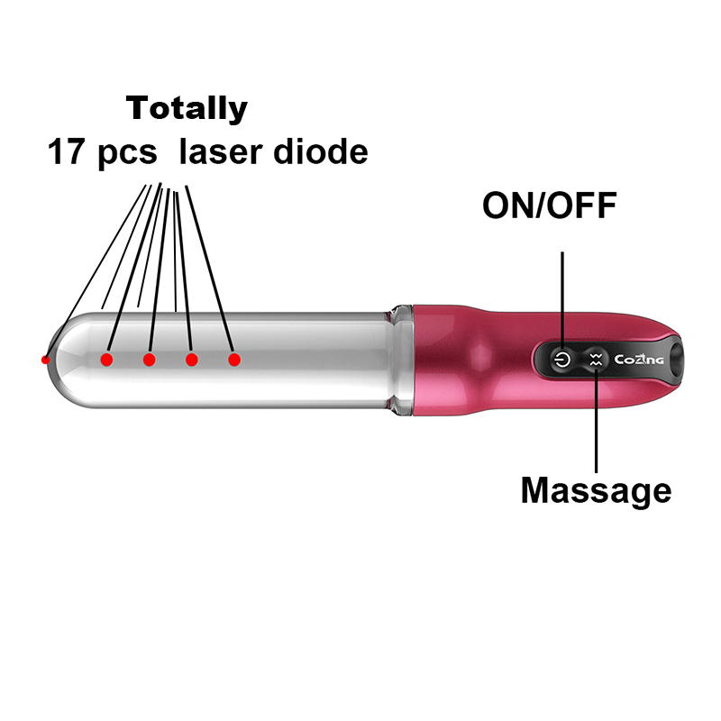 New Vaginal Massager Tightening Home Use Women Gynecological Disease Vaginiti Treatment Laser Cervical Erosion