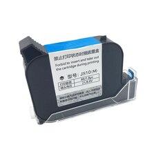JS10m JS12m Inkt Cartridge Sneldrogend JS10 JS12 Inkt Cartridge Voor 530/T1/M7/360 Handheld Inkjet printer
