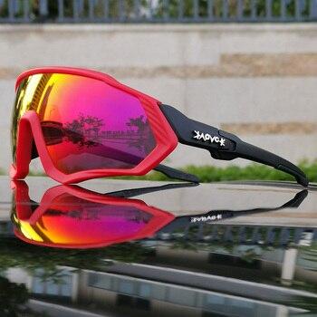 Equitação ciclismo óculos de sol mtb polarizado esportes óculos de ciclismo óculos de bicicleta de montanha 9