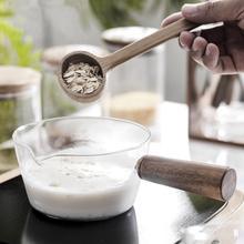 Noodle Cookware Cooking-Pot Home Kitchen Salad-Bowl Gas-Stove Fruit Glass Porridge Heat-Resistant