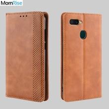 For OPPO A7 / A5S Case Book Wallet Vinta