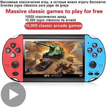 Retro Video Game Console Player Handheld Gaming Portable Portatil Mini Arcade Videogames Electronic Machine Retrogame Play Vidio 1