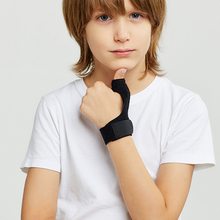 1PC Adjustable Wrist Thumb Support for 2-13 Years Old Children Kids Carpal Tunnel Hand Guard Protector Spring Steel Wrist Brace medical thumb splint thumb guard thumb support brace protector for damage of thumb wrist joint sprain