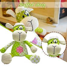 Cute and Soft Puzzle Stuffed Animals Plush Doll Babies Comfort Sleeping Baby Plush Dolls decorative Toys Kids Gift cheap CN(Origin) 11cm-30cm 8~13 Years Birth~24 Months 14 years old 2-4 Years 5-7 Years Grownups PP Cotton 131150 Animals Nature
