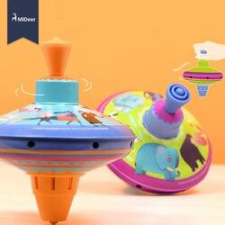 Mideer Grote Tin Tol Leuk Speelgoed En Spel Voor Kinderen Kids Gift Draaien Klassieke Speelgoed Party Gunsten Peuters Educatief speelgoed