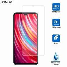 2PCS For Glass Xiaomi Redmi Note 8 Pro Screen Protector Tempered