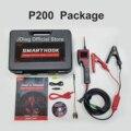 Тестер цепи SMARTHOOK P200 JDiag, мощный инструмент для диагностики электрических систем