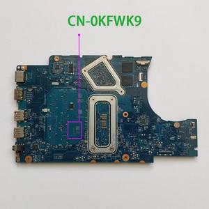 "Image 2 - for Dell Inspiron 15 5567 15.6"" KFWK9 CN 0KFWK9 BAL20 LA D801P REV:1.0(A00) i7 7500U DDR4 Laptop Motherboard Mainboard Tested"