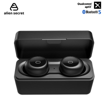 Alien Secret APTX Bluetooth Earphone TWS Wireless headphones Qualcomm-Chip Bluetooth Headphones Spor