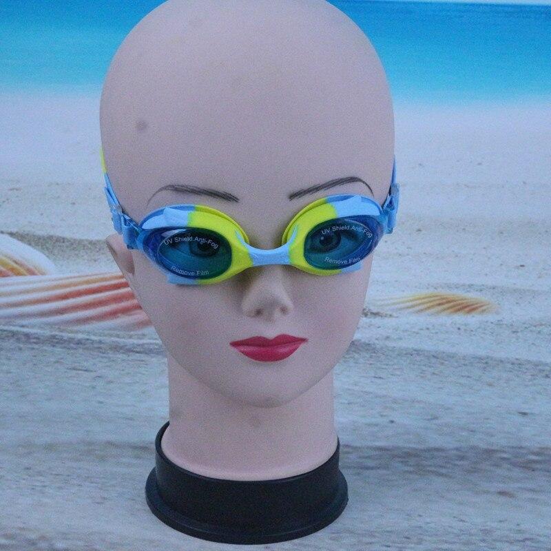 Waterproof Anti-fog CHILDREN'S Swimming Goggles Cartoon Boxed Swimming Silicone Glasses Fish-shaped Children Men And Women Swimm