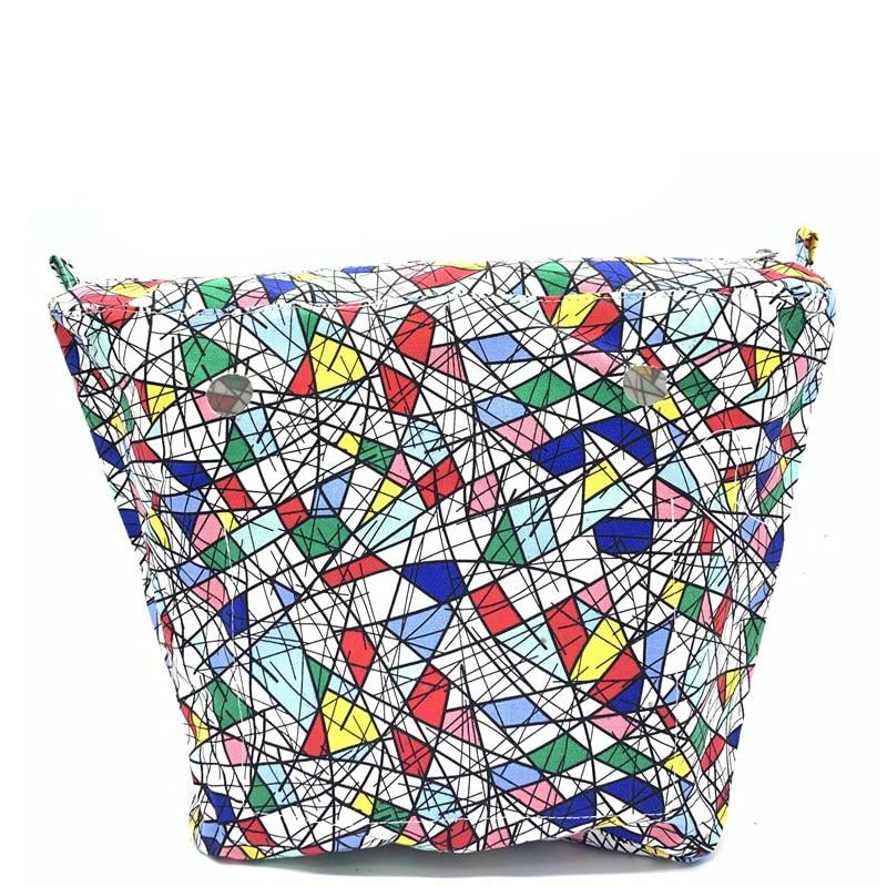 MLHJ Obag Canvans Inner Bag Classic Size Inside Bag 2019