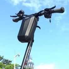 Speedbike electric scooter head waterproof handle bag for e