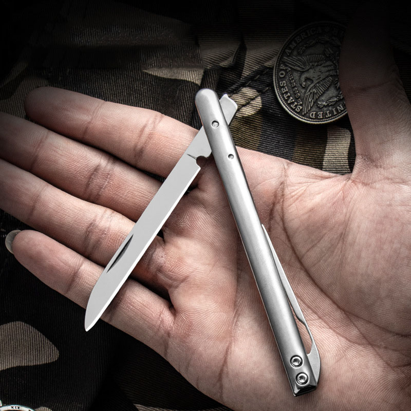 2020 NEW Mini Pocket Folding Knife CS Go Knives Outdoor Camp Survival Letter Opener Portable Self Defense Outdoor Tool Knife