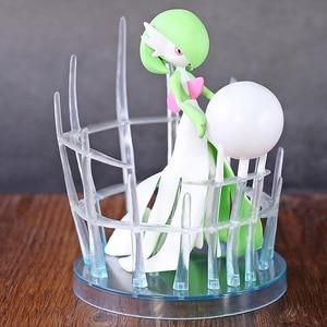 Image 2 - Gardevoir אנימה דמויות פסל דגם צעצועי את מלכת Gardevoir פעולה איור בובות צעצועי מתנות לילדים בנות