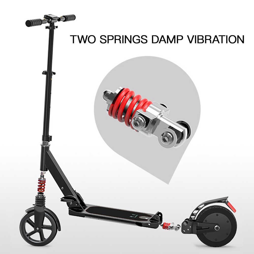 Patinete eléctrico plegable para adultos, Patinete eléctrico para coche, Patinete eléctrico Adulto, 8 pulgadas, Scooter Eléctrico plegable, motocicleta electrónica