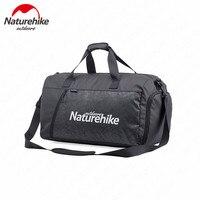 High Capacity Shoulder Handbag Sport Gym Bag Multi pocket Dry Bag Separation Fitness Bag Waterproof Storage Bag