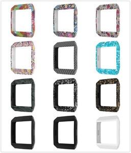 Image 5 - Yayuu חכם שעון הכל כלול מגן מקרה רך סיליקון כיסוי מגן מקרה תואם עבור Fitbit יונית חכם שעון