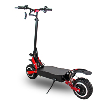 China factory max speed 100km/h 4000w two wheels 11 inch foldable  scooter electric balance hydraulic oil brake