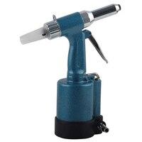 A ferramenta cega pneumática do rebite 2.4-5.0mm com as ferramentas cegas do rebite da garrafa da coleção dos rebites waste